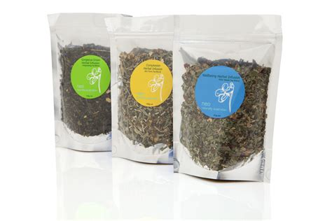 Detox Trio Ingredients by Detox Vitality Tea Trio Refill Set Organic Tea Neo