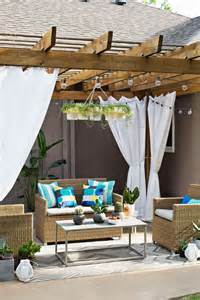 outdoor patio chandelier make your own outdoor plant chandelier a beautiful mess