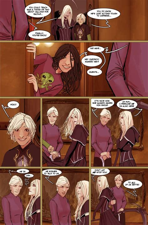 death vigil volume 1 death vigil 4 visitors by nebezial on