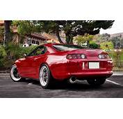 Toyota Supra Wallpapers And Images  Pictures