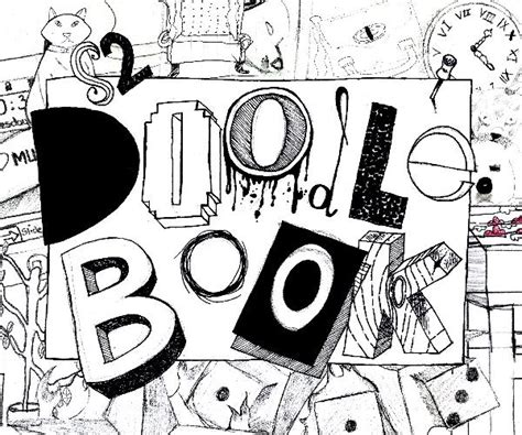 how to create a doodle book s2 doodle book by s2 pupils from olsp blurb books