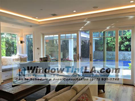 home window tinting company pacific palisades