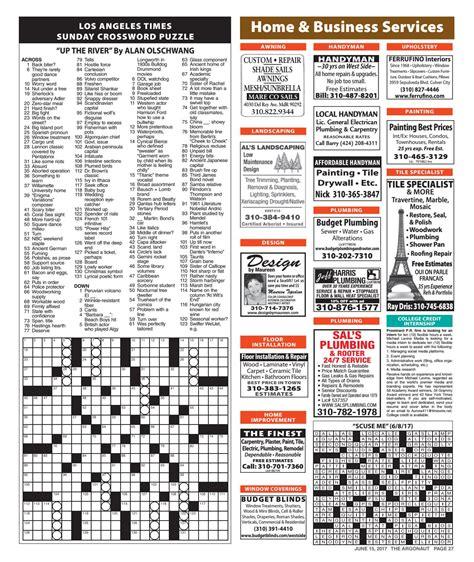 aborted operation crossword argonaut061517 by kate issuu