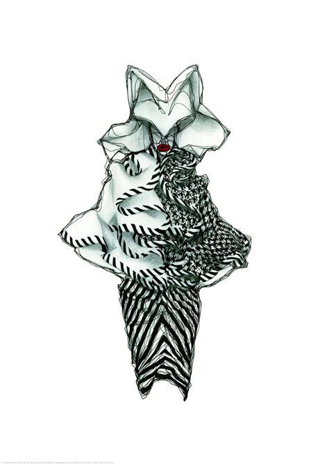 fashion illustration competition 2015 uk mcqueen savage fashion illustration