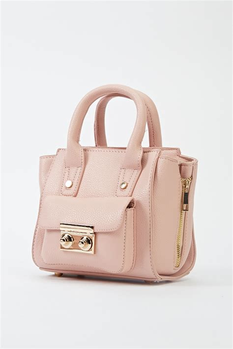 tas itjust we smallbag small faux leather winged bag just 163 5