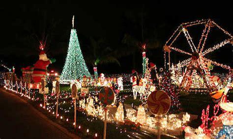 imagenes de navidad usa luces de navidad spanish in the usa
