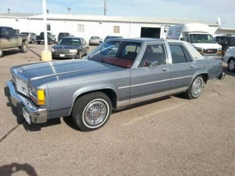 online auto repair manual 1985 ford ltd crown victoria electronic valve timing ford ltd crown victoria cars for sale