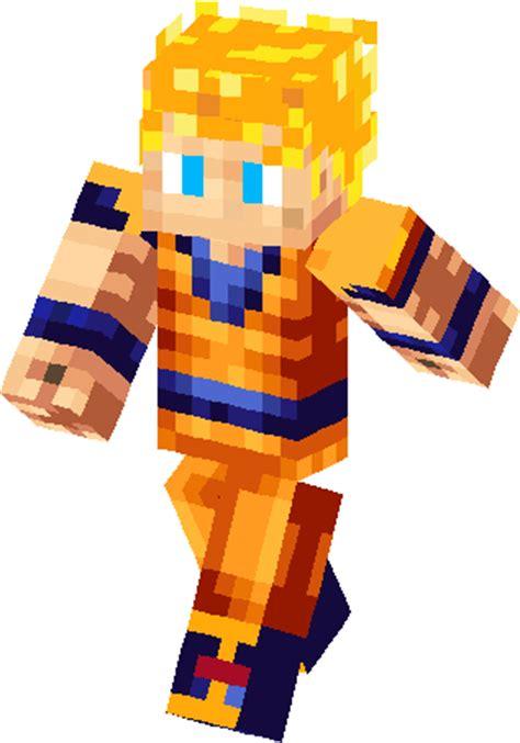 imagenes de goku en minecraft goku skin images frompo
