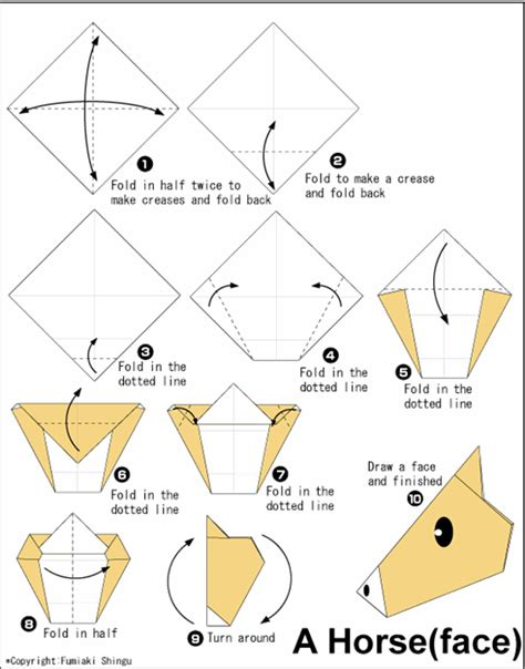 How To Make Animal Origami - 30 beautiful exles of easy origami animals