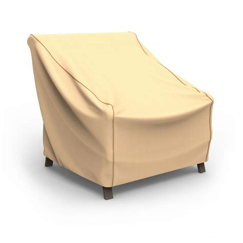 patio chair slipcovers classic accessories ravenna adirondack patio chair cover