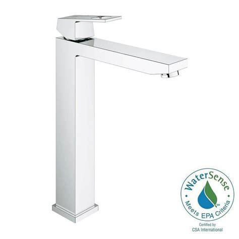 bathroom faucets for vessel sinks grohe bathroom faucets for vessel sinks