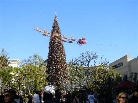 christmas tree picture of the grove los angeles