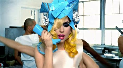 the meaning of gaga s quot telephone quot the