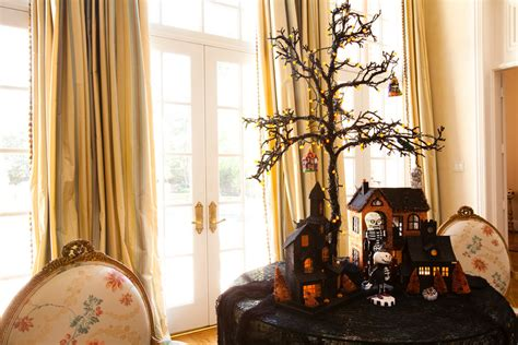 home tour how to decorate your spooky home
