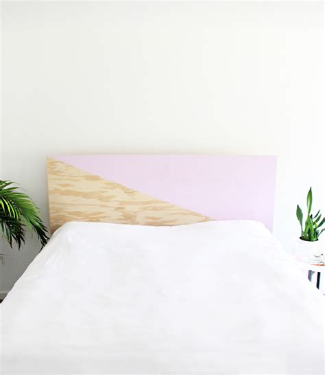 how to make a headboard out of plywood 17 amazing things you can make with plywood plywood