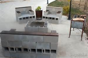 Cinder Block Patio Furniture by Amazing Must Do Diy Project For Porch Using Cinder