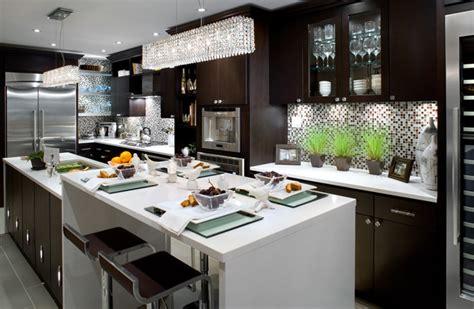 brandon barre blue kitchen breakfast bar light blue high two tone cabinets contemporary kitchen brandon barre