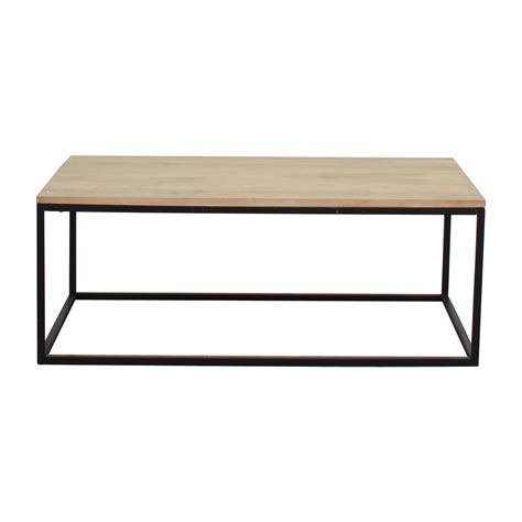 sofa table crate crate and barrel sofa table kyra side table crate and