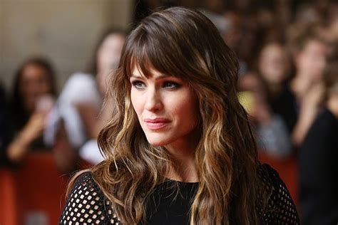 bangs to you for in your 40s 25 best ideas about jennifer garner hair on pinterest