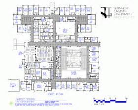 floor plan school grove middle school