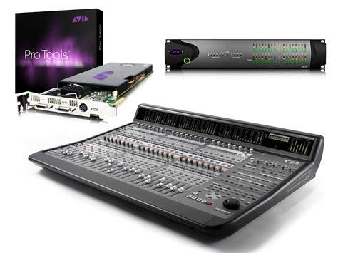 studio system avid c 24 hdx pro tools studio system