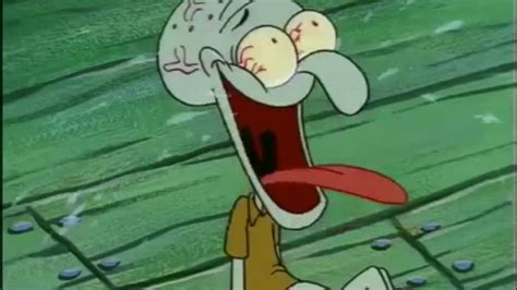 Spongebob Laughing Meme - squidward laughing www pixshark com images galleries