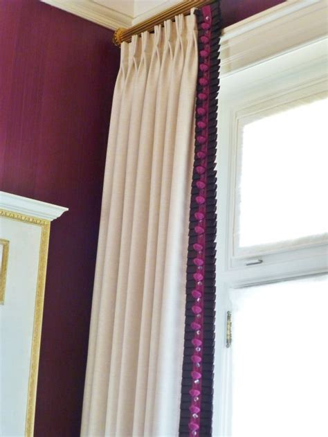 curtain trim tape 270 best images about curtain heading on pinterest