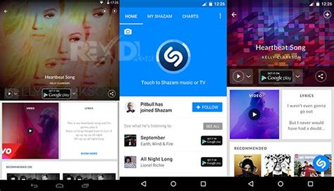shazam pro apk shazam encore 7 2 0 161107 apk for android apkmoded