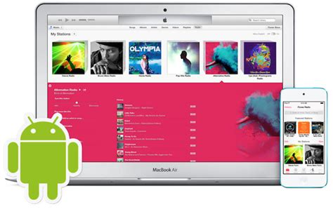 itunes on android apple considering itunes for android on demand service