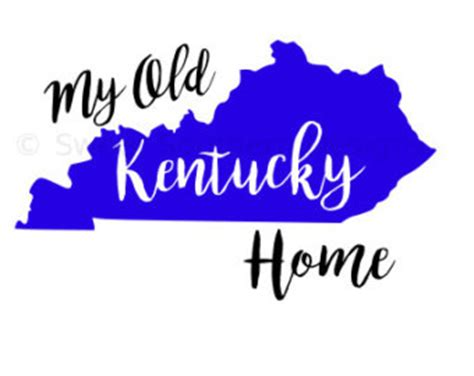 my kentucky home etsy