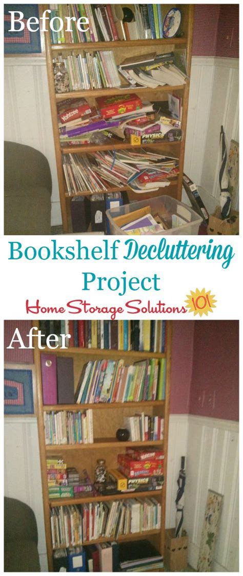 until we find home books how to get rid of book clutter