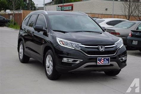 honda crv 2015 ex 2015 honda cr v ex l ex l 4dr suv for sale in dallas