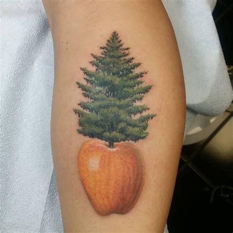 55 amazing nature tattoos