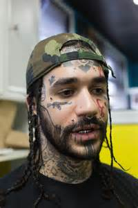 people with face tattoos explain their ink vice