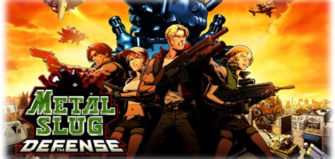 metal slug apk metal slug defense apk free for android
