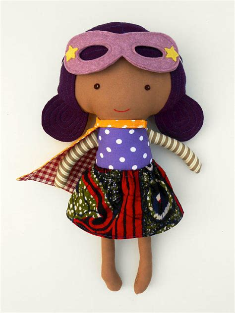living doll nouveau dress afro doll ragdoll doll from lalobastudio on etsy