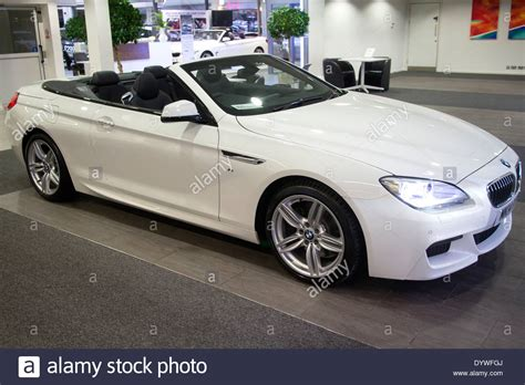 cars white brand white bmw 6 series m sport convertible 2 door