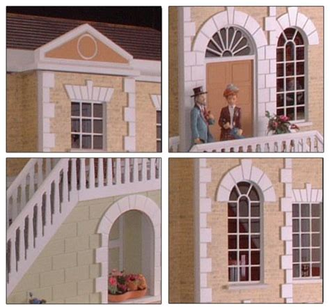 manor house dolls house dolls houses houses preston manor unpainted kit dolls house parade for dolls
