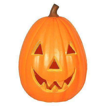 plastic light up pumpkin 28 lighted plastic pumpkin by bronners com 32 99 add a