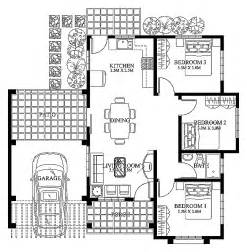 Modern House Design Plan Small Modern House Designs And Floor Plans Cottage House