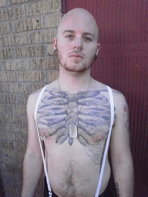 rib cage tattoos for men 35 awesome tattoos for guys me now