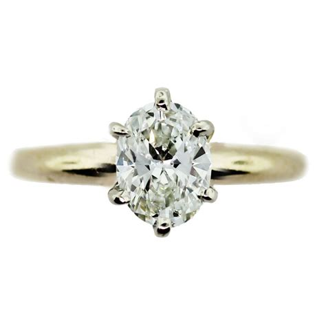 mix and match pairing engagement rings with wedding bands