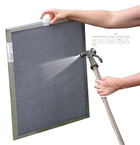 air and furnace filter 24x24x1 electrostatic furnace a c air filter washable