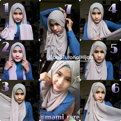video tutorial hijab pesta pashmina 6 tutorial hijab pashmina untuk pesta jilbab tutorial hijab