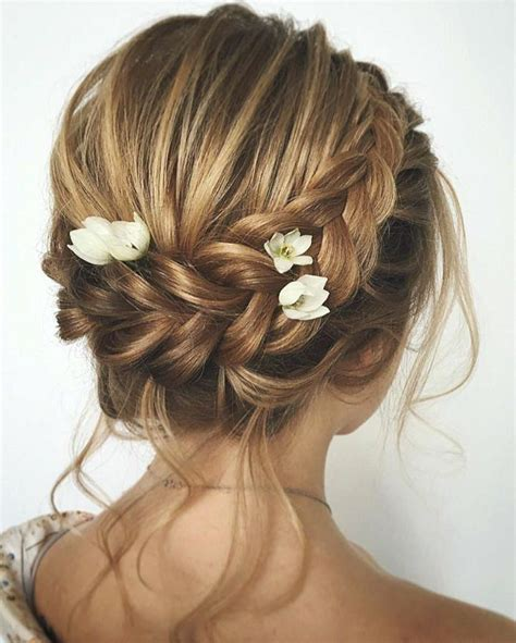 Wedding Hairstyles For The With Hair by Unique Wedding Hairstyles Updos Wedding Updo