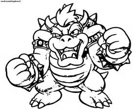 bowser coloring pages free coloring pages of bowser mask