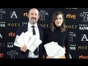 premios goya 2017 aqu 237 la lista completa de nominados fotos foto 1 de 5 cine cine fotos trailer fotos de espect 225 culos de espect 225 culos peru