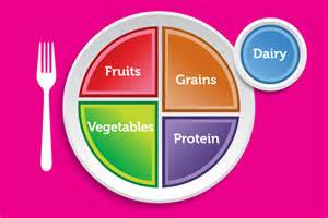 portion template best photos of healthy plate template myplate blank