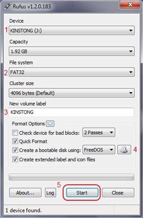 install linux iso usb windows 7 como crear memoria usb con windows 7 rufus