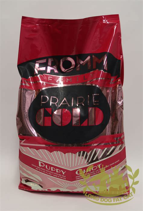 fromm food puppy fromm prairie puppy food